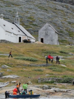 Hebron restoration project nabs heritage award for Nunatsiavut Government