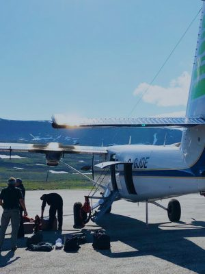 Air Borealis and Nunatsiavut Group of Companies to operate Torngat Mountains Base Camp for the next five years